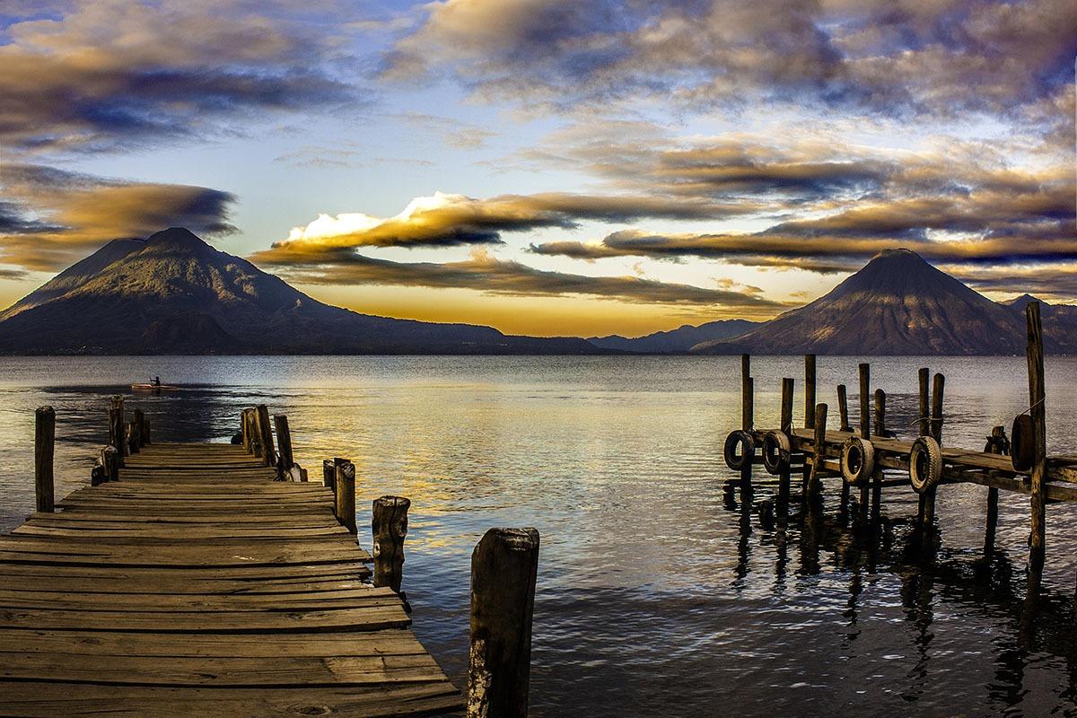 Antigua To Lake Atitlan Tour